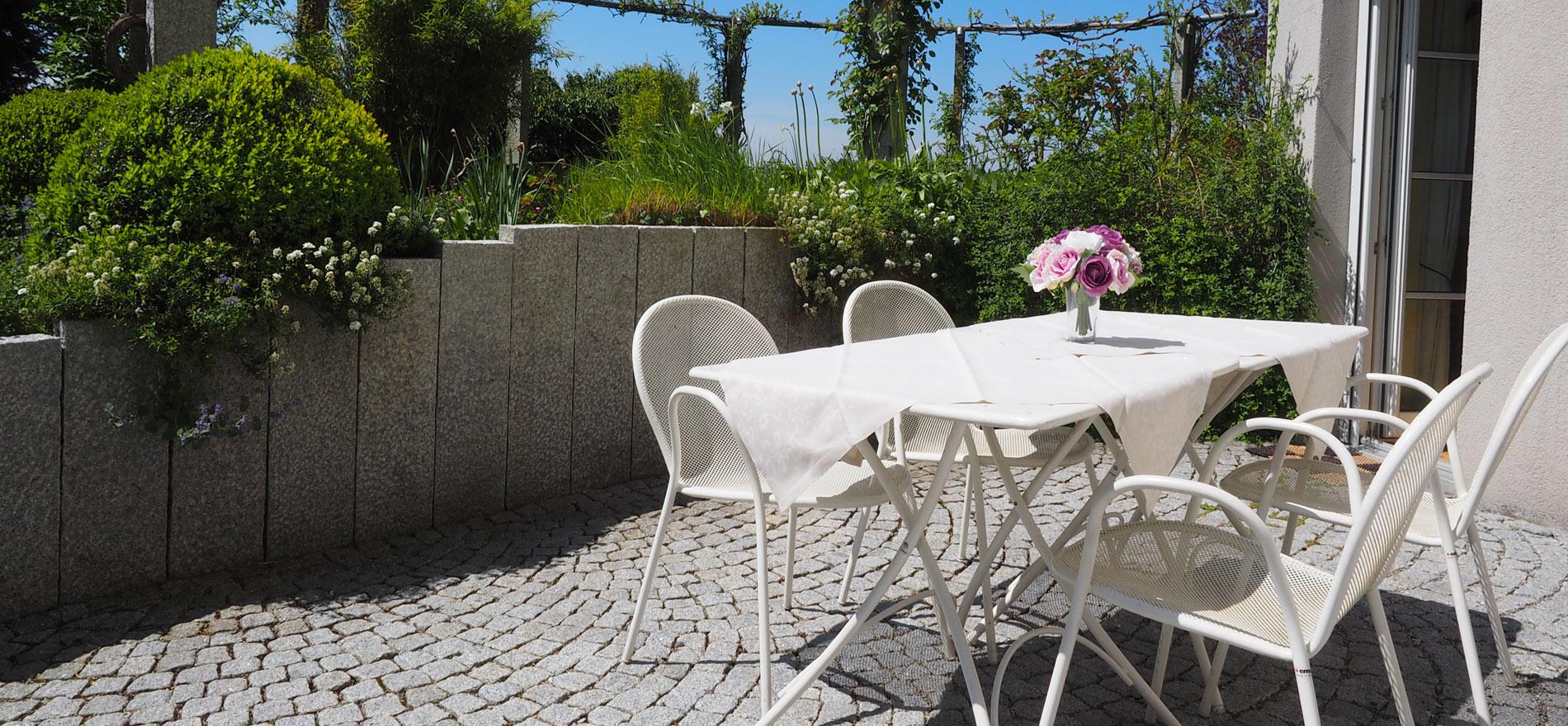 Ferienwohnung Pfarrhaus in Meersburg - Wohnung 1 8