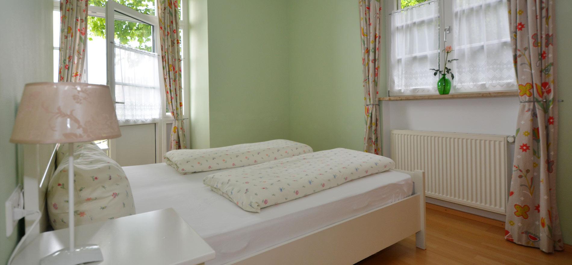 Ferienwohnung Pfarrhaus in Meersburg - Wohnung 3 4