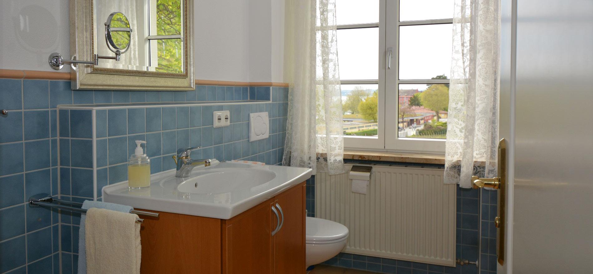 Ferienwohnung Pfarrhaus in Meersburg - Wohnung 3 5