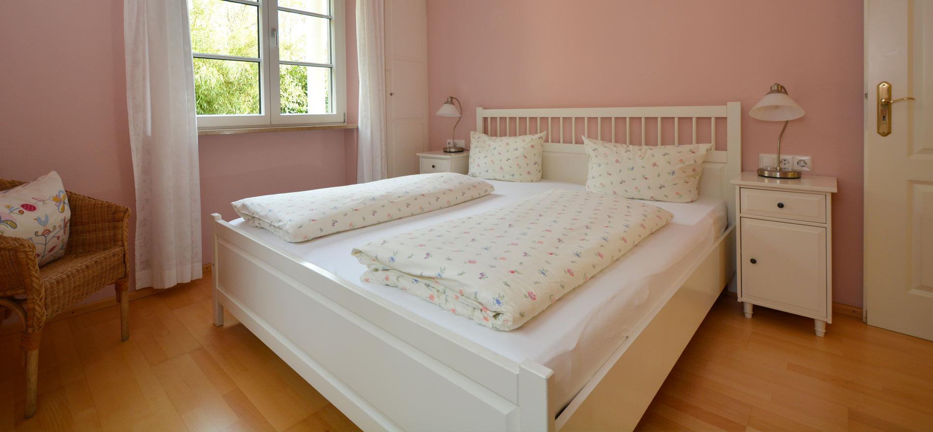 Ferienwohnung Pfarrhaus in Meersburg - Wohnung 4 5