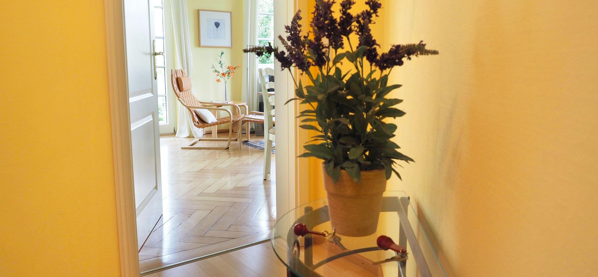 Ferienwohnung Pfarrhaus in Meersburg - Wohnung 4 2