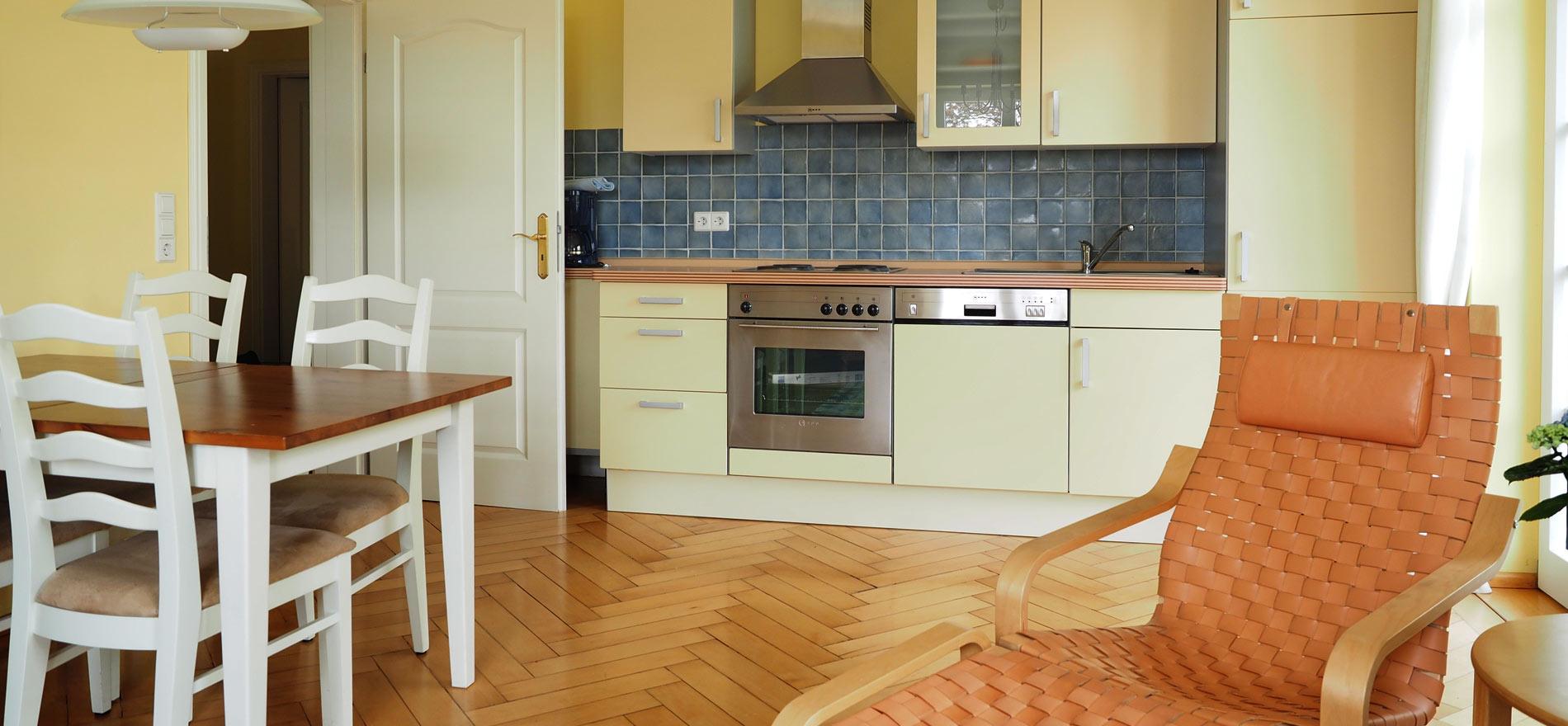 Ferienwohnung Pfarrhaus in Meersburg - Wohnung 4 3