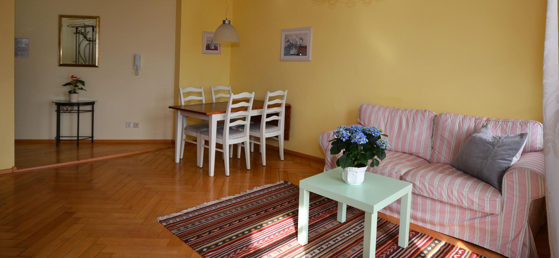Ferienwohnung Pfarrhaus in Meersburg - Wohnung 5 2