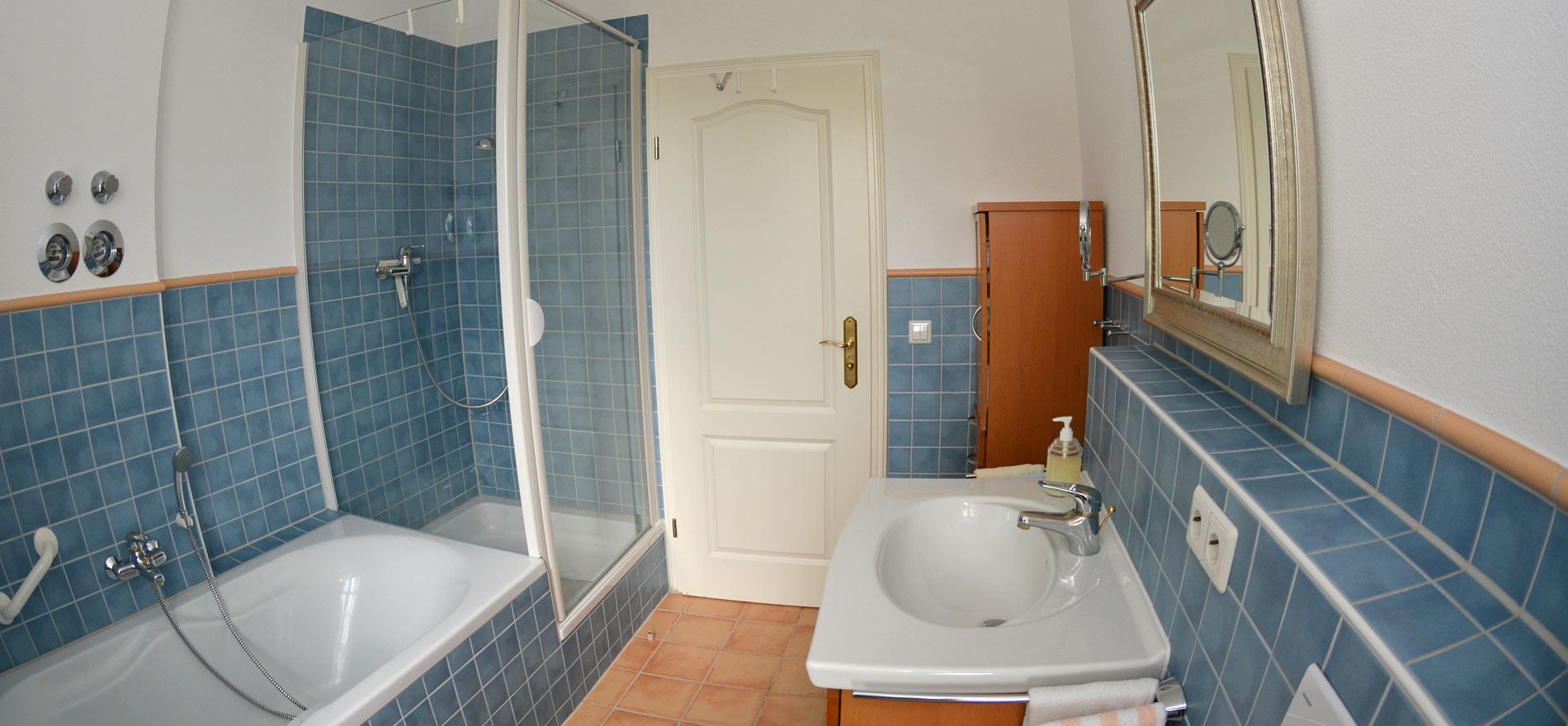 Ferienwohnung Pfarrhaus in Meersburg - Wohnung 5 6