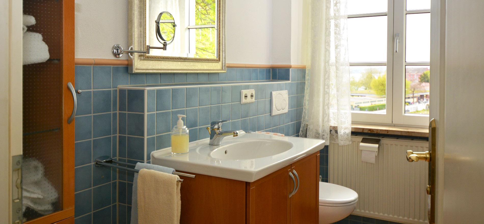 Ferienwohnung Pfarrhaus in Meersburg - Wohnung 5 5