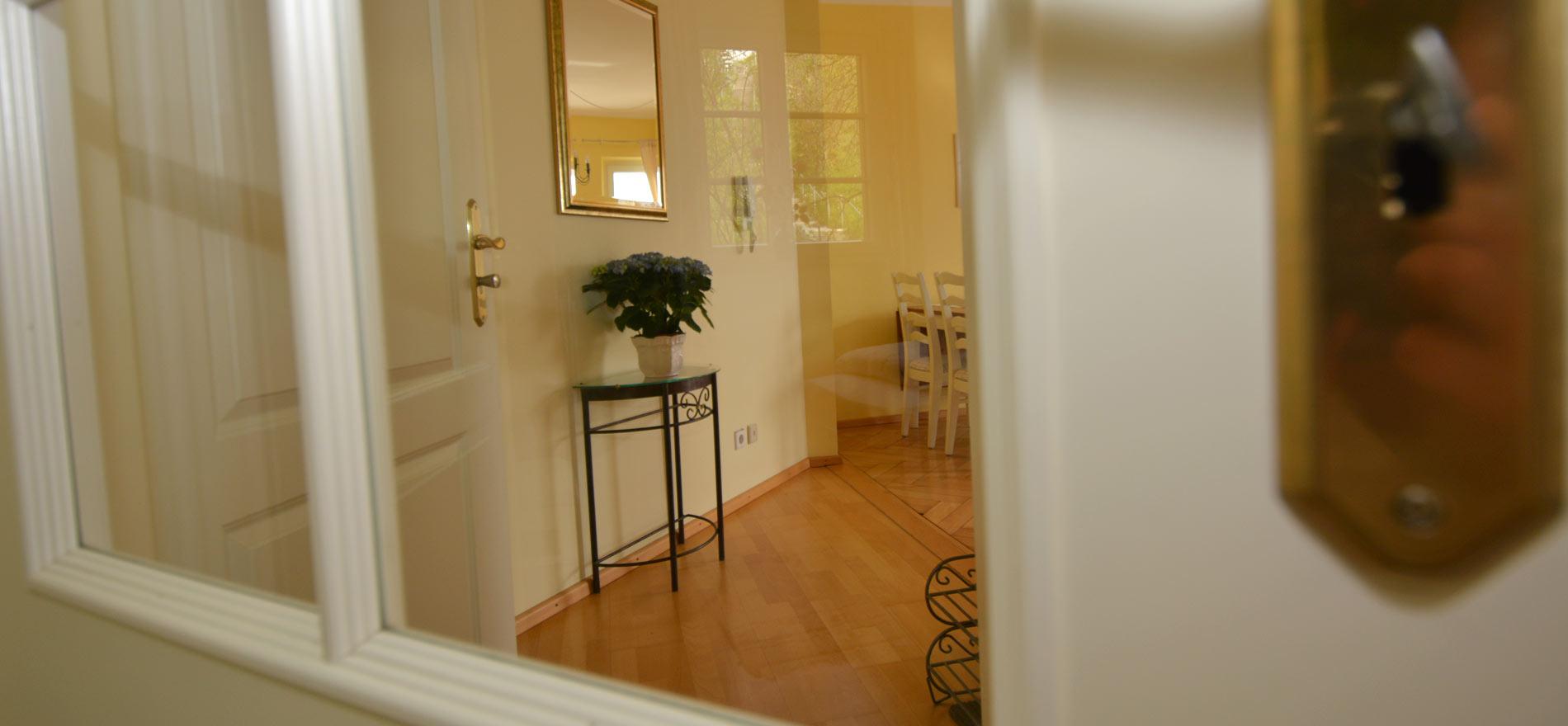 Ferienwohnung Pfarrhaus in Meersburg - Wohnung 5 3