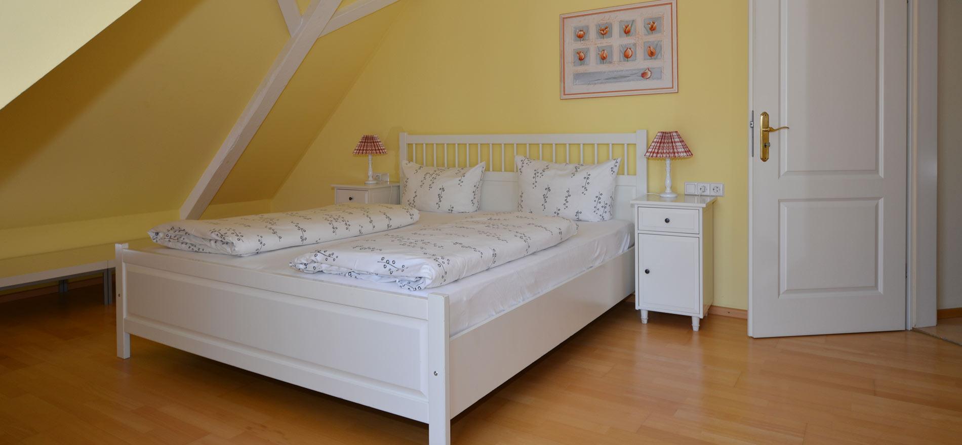 Ferienwohnung Pfarrhaus in Meersburg - Wohnung 6 6