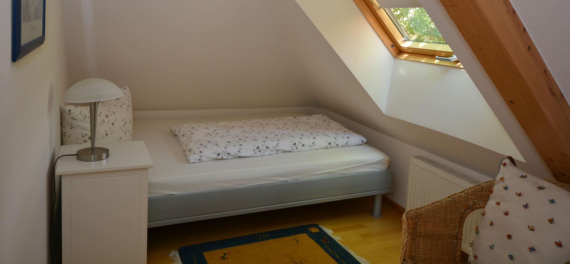 Ferienwohnung Pfarrhaus in Meersburg - Wohnung 6 7