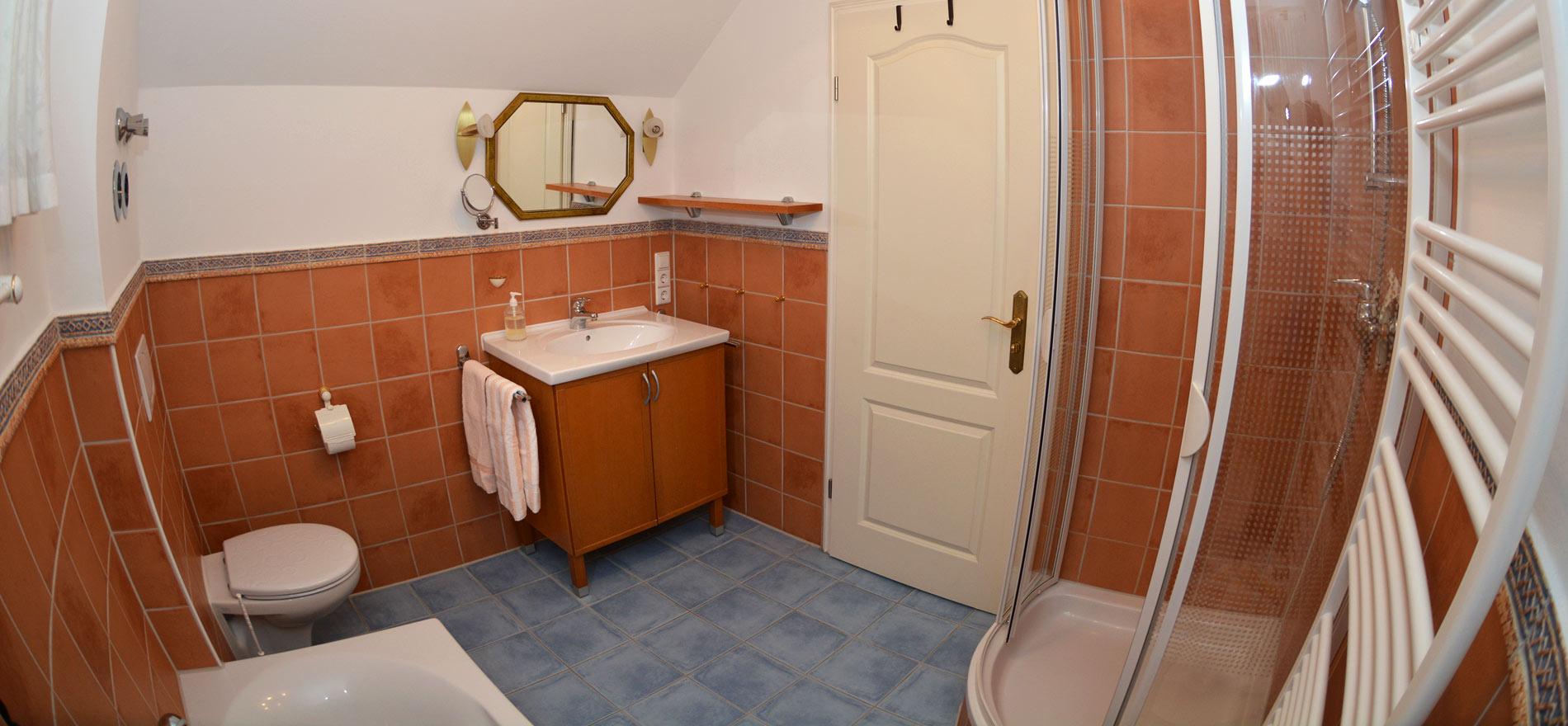 Ferienwohnung Pfarrhaus in Meersburg - Wohnung 6 5