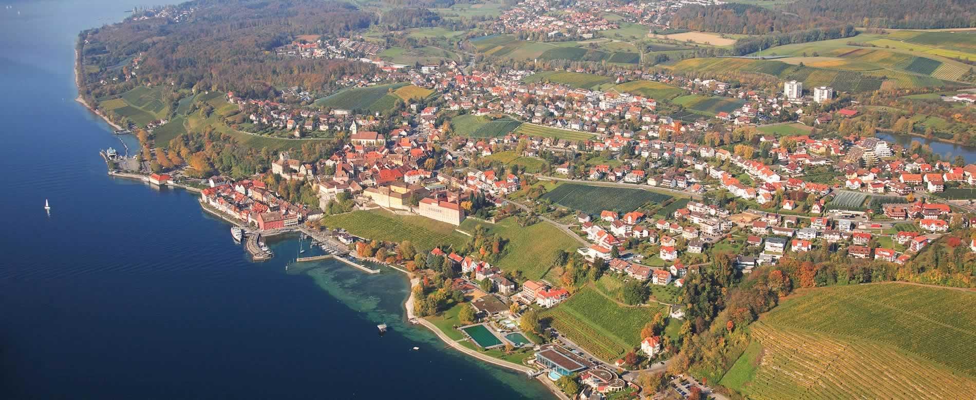 Ferienwohnung Pfarrhaus in Meersburg - Unsere Ferienwohnungen 7