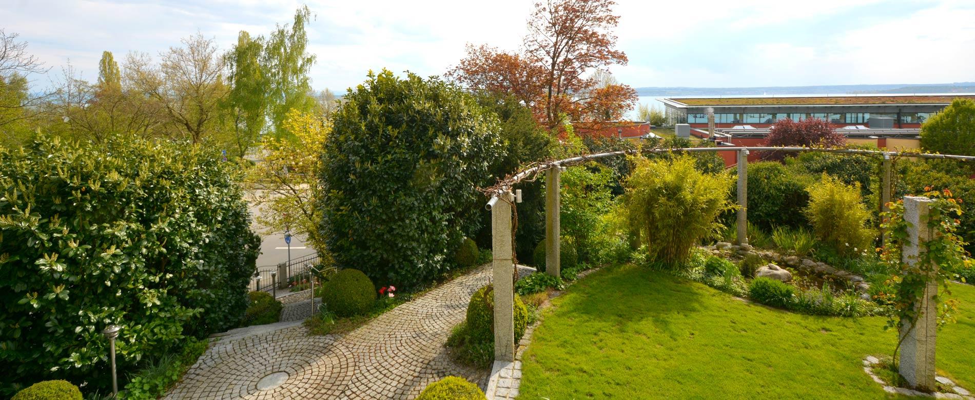 Ferienwohnung Pfarrhaus in Meersburg - Unsere Ferienwohnungen 9
