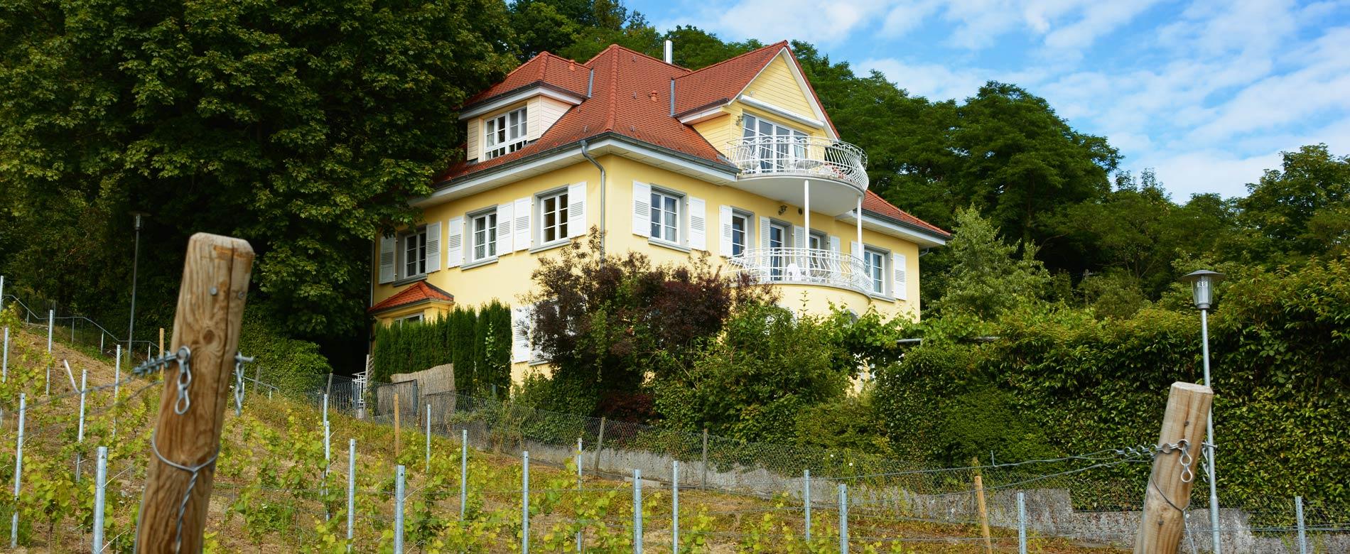 Ferienwohnung Pfarrhaus in Meersburg - Pfarrhaus 1