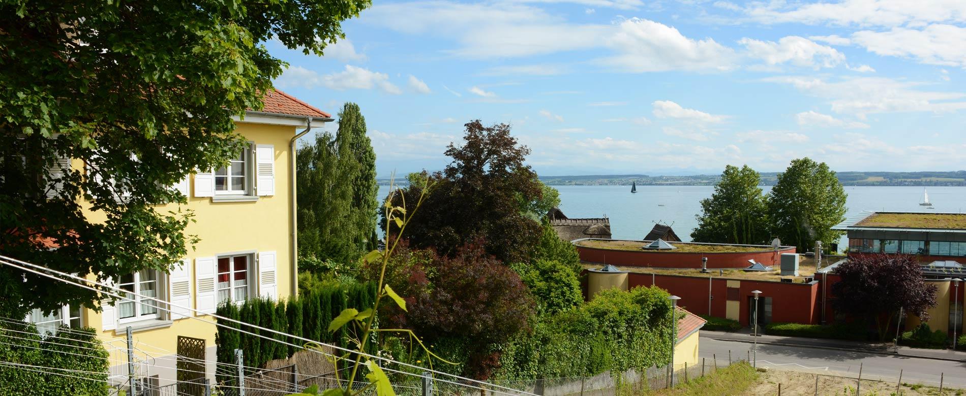 Ferienwohnung Pfarrhaus in Meersburg - Unsere Ferienwohnungen 2