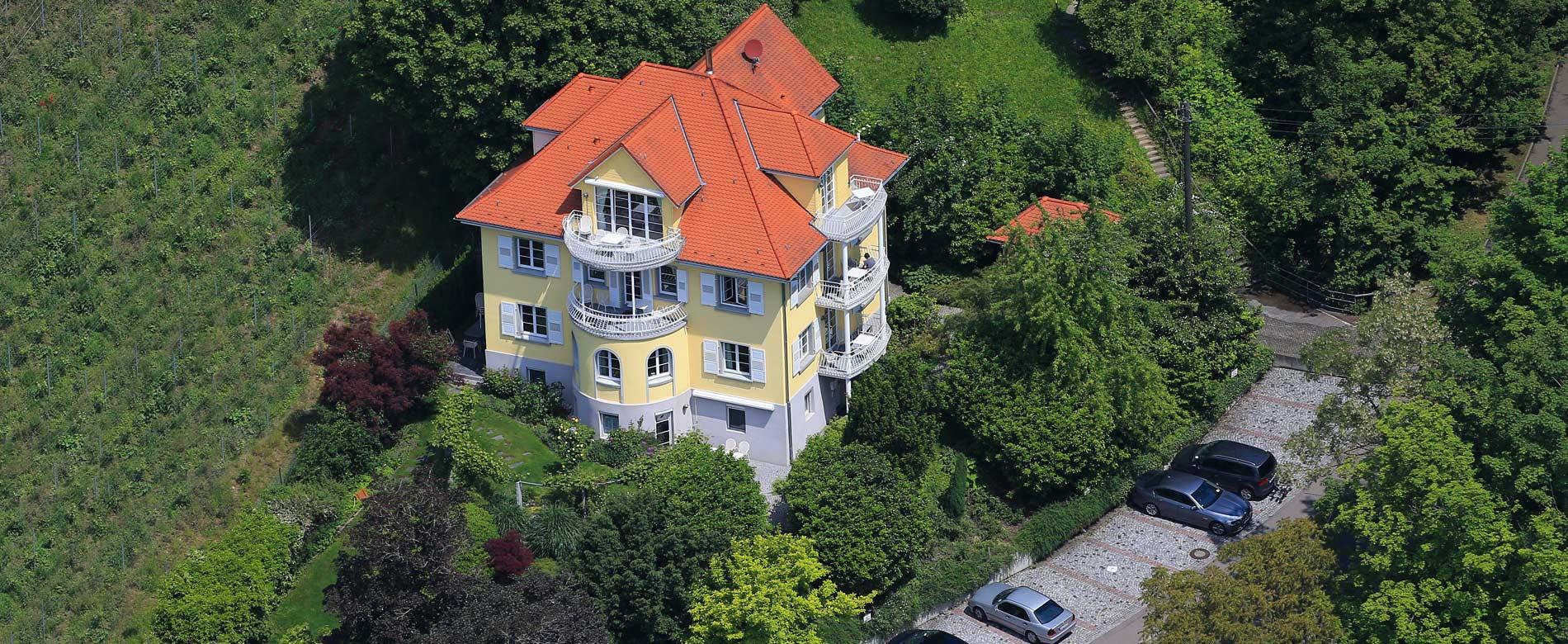 Ferienwohnung Pfarrhaus in Meersburg - Unsere Ferienwohnungen 4